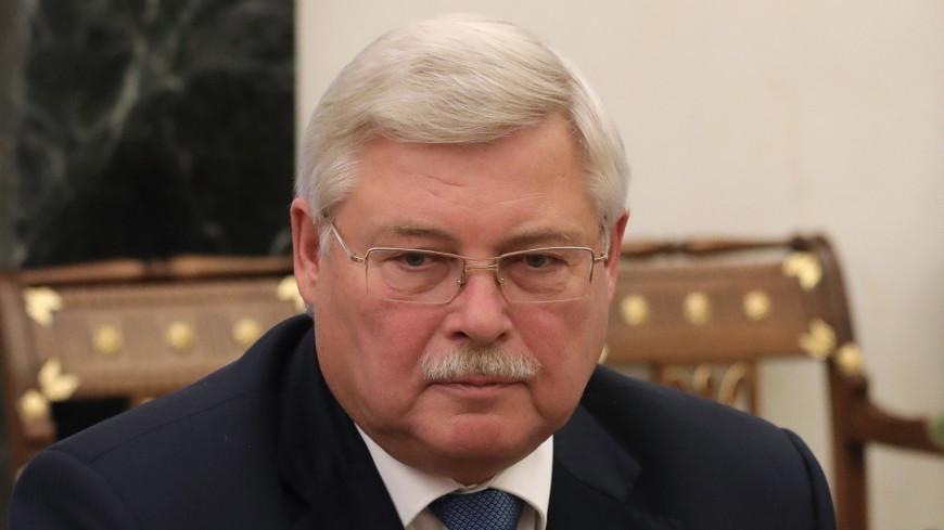 Томский губернатор встретился с позвонившей на «прямую линию» многодетной мамой