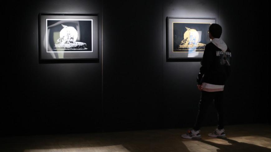 На выставке Бэнкси в Канаде похитили одну из работ