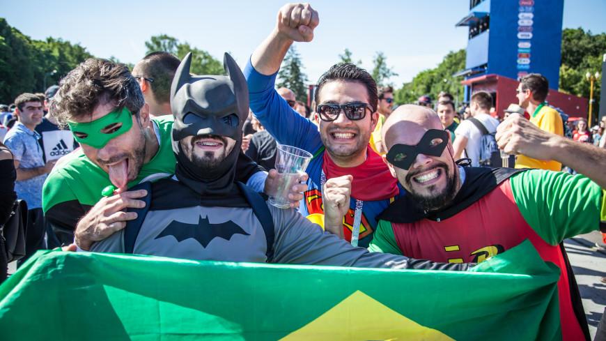 Песня, а не футбол! Хит-парад иностранных болельщиков