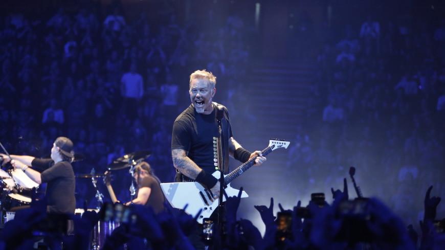 Metallica отдаст шведскую музыкальную премию на благотворительность