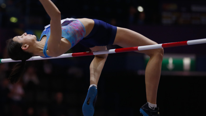 Российская прыгунья в высоту Ласицкене прервала серию из 45 побед