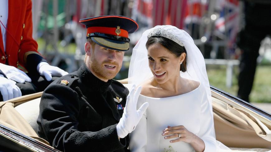 Подвенечное платье Меган Маркл и костюм принца Гарри покажут на выставке