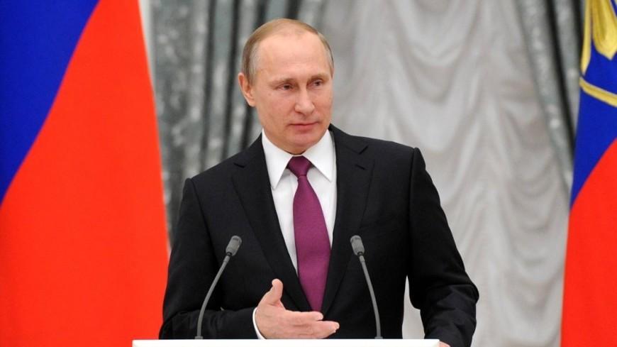 «Братский народ»: лидеры СНГ поздравили Путина с Днем России