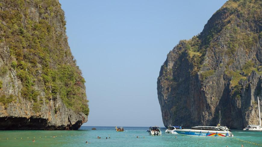 В Таиланде на четыре месяца закрыли пляж из фильма с Ди Каприо