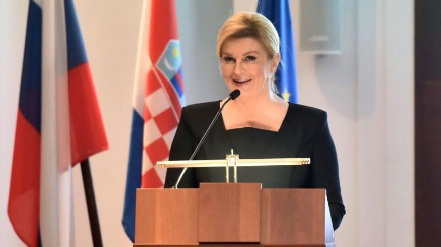 Президент Хорватии приедет на мундиаль в Россию поболеть за своих