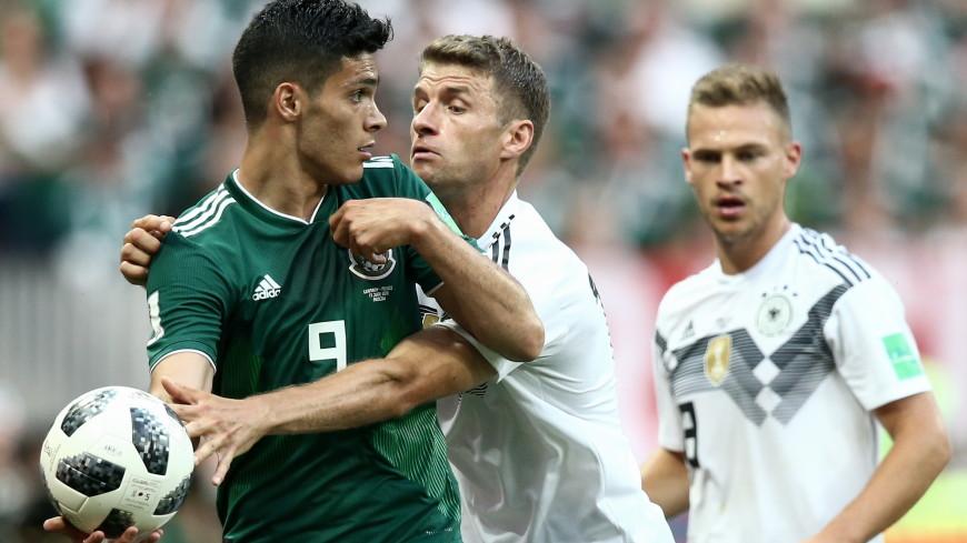 Шанс для Германии и проверка Мексики: десятый день чемпионата