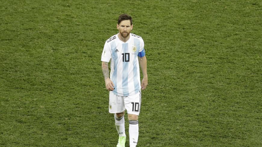 Дело в Месси? Как Аргентина дошла до жизни такой