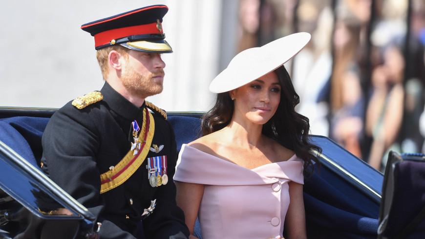 Стилист рассказала о фирменном стиле супруги принца Гарри