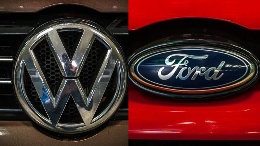 Volkswagen и Ford хотят создать стратегический альянс