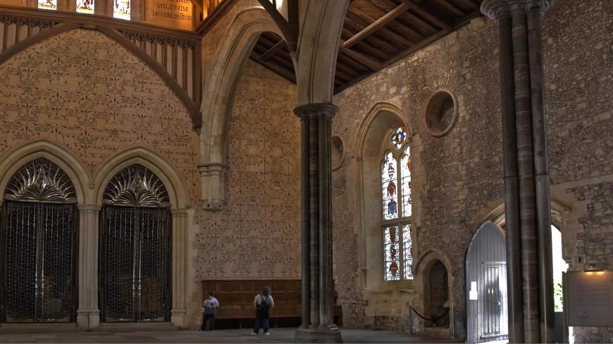 В замке короля Артура нашли загадочную надпись VII века