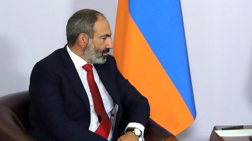 Никол Пашинян примет участие в открытии ЧМ-2018 в России