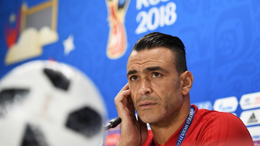 Возрастной рекорд: вратарь сборной Египта вышел на поле в 45 лет