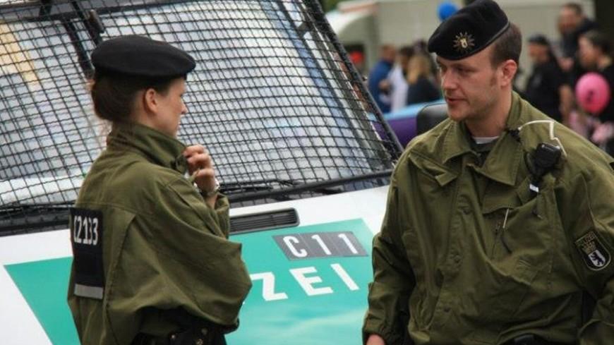Полиция, немецкая полиция, германская полиция, полиция германии