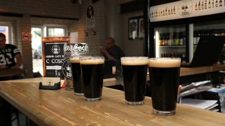 Отметили победу: шведские фанаты выпили в Нижнем Новгороде все пиво