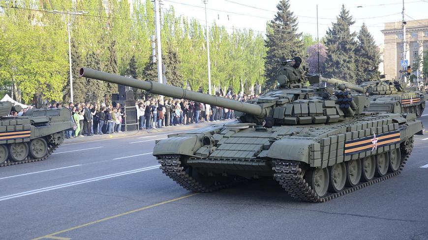 «Ракушка» и Т-72Б: в учениях «Славянское братство» применят новинки вооружения