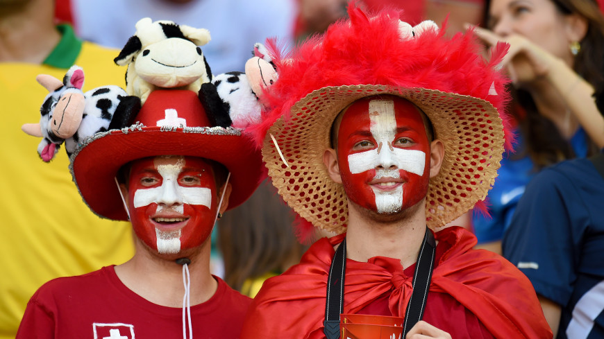Швейцарские фанаты заблудились, спутав два Ростова