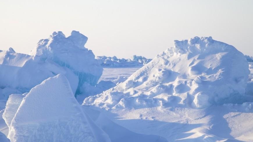 Рекорд холода: север Антарктиды остыл до -98