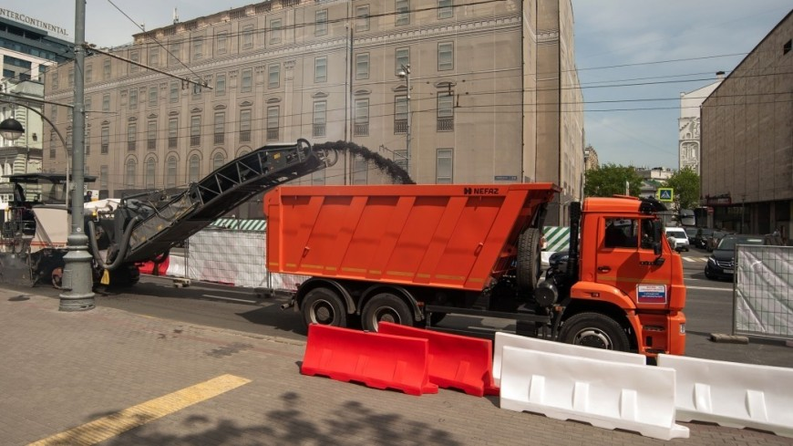 Ремонт дороги в Москве,ремонт, асфальт, разметка, дорога, автодорога, ,ремонт, асфальт, разметка, дорога, автодорога,