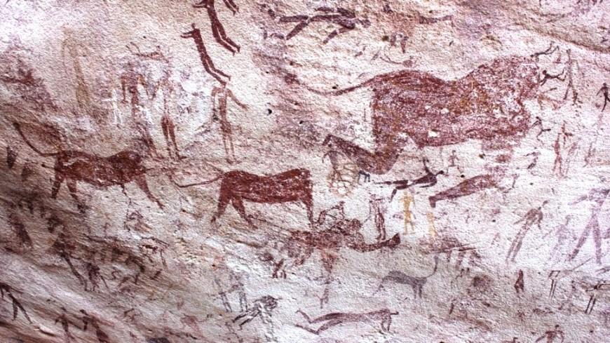 В Турции обнаружили наскальные рисунки старше двух миллионов лет