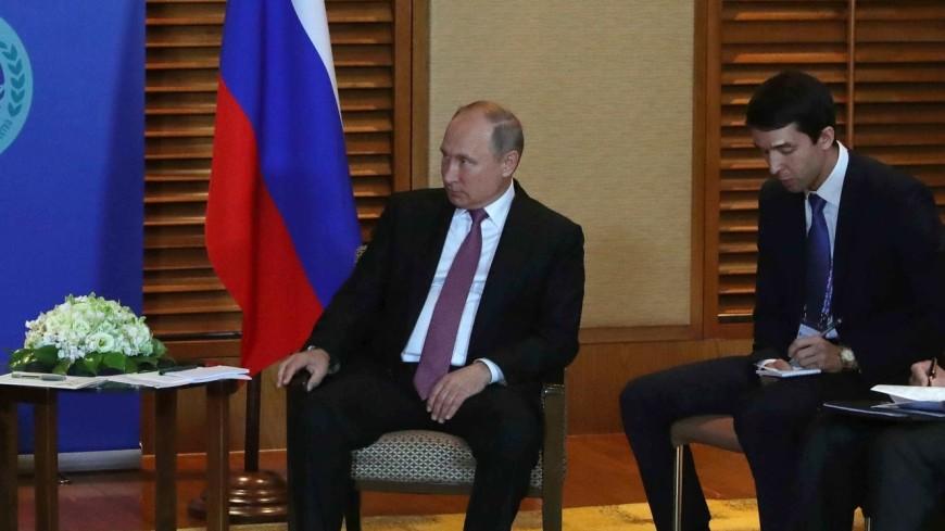 Путин поддержал проект нефте- и газопроводов через Монголию
