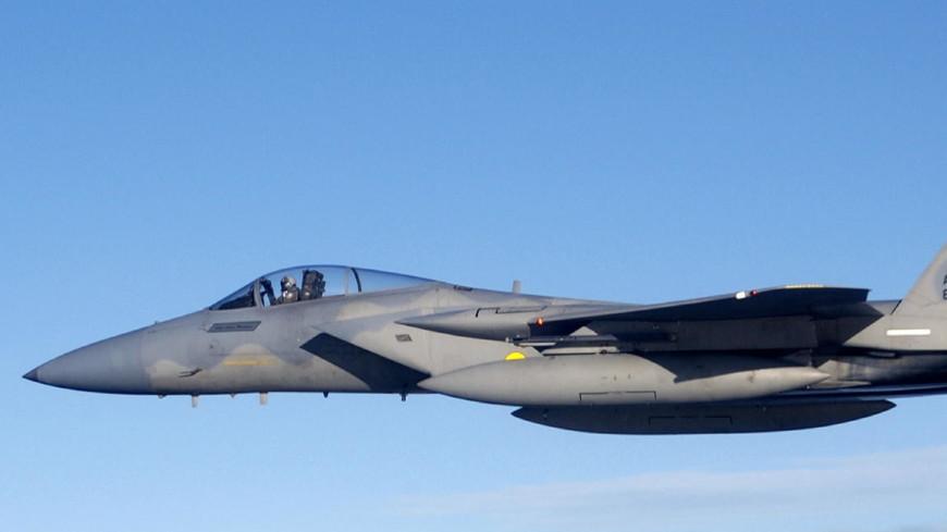 Япония требует от США тщательнее следить за полетами после крушения F-15