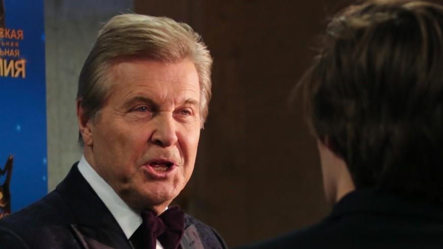 Лев Лещенко: Собираюсь творить минимум до 100 лет
