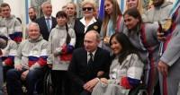 Герои Пхенчхана: Путин наградил призеров Паралимпиады-2018