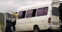 В Грузии микроавтобус со школьниками попал в ДТП: есть жертвы и раненые