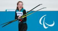 Биатлонистка Румянцева завоевала третье золото Паралимпиады-2018