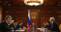 Медведев присвоил статус ТОР еще почти 20 городам