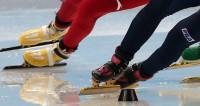 В Минске стартовал мировой чемпионат по конькобежному спорту