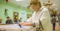 ЦИК: Более 153 тысяч россиян проголосовали на выборах досрочно