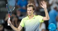 Теннисист Медведев поругался с соперником во время рукопожатия