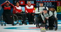 Российские керлингисты обыграли швейцарцев на Паралимпиаде