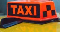 Юный питерский чиновник угнал такси и сбил его водителя