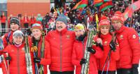 Лукашенко наградил под Минском призеров «Снежного снайпера»
