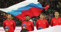 Матч Россия-Бразилия: внезапный снег не напугал болельщиков