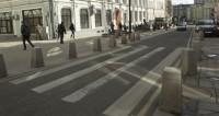 За пропуском пешеходов на «зебре» в Москве проследят камеры