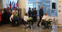 Путин пообещал всестороннюю поддержку паралимпийцам