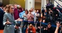 Выборы-2018: у Собчак предварительно менее 1,5%