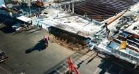 В Москве при строительстве метро произошел обвал грунта