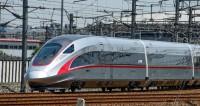 В Китае испытали высокоскоростной поезд длиной в полкилометра