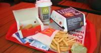 В честь 8 Марта McDonald's впервые в истории изменил логотип
