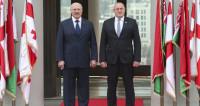 Итоги визита Лукашенко в Грузию: коньяк в обмен на трактор