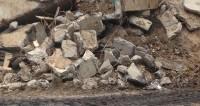 Стена монастыря обвалилась в Неаполе, есть пострадавшие