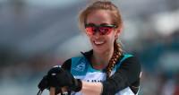 Лыжницы Лысова и Румянцева стали серебряными призерами Паралимпиады