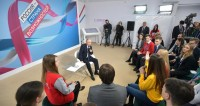 Путин: Россия заинтересована в успехе и реализации каждого гражданина