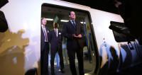 В Великобритании запустили первый беспилотный пассажирский поезд