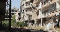 Минобороны: в Восточную Гуту смогли вернуться 6,5 тысячи сирийцев