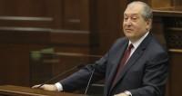 Новоизбранный президент Армении вступит в должность 9 апреля